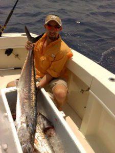 King Mackerel Fishing Ft. Lauderdale